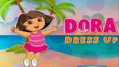 Одевалка с Дашей