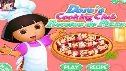 Даша в клубе кулинаров