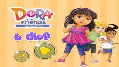 Дора и ее друзья - 6 отличий